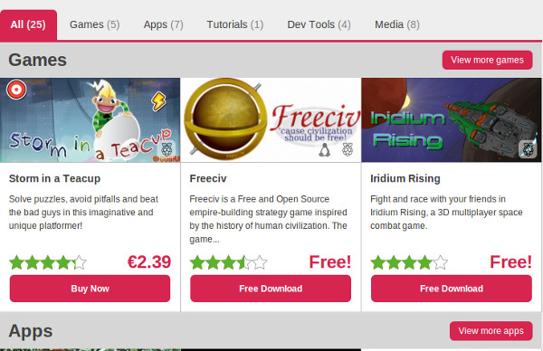 Raspberry Pi Get Its Own App Store