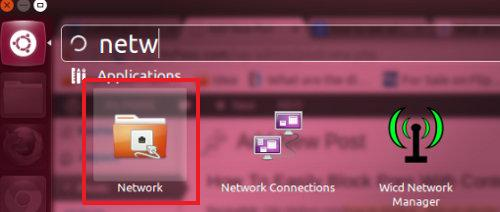 Ubuntu Network Settings