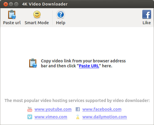 how to download youtube videos on ubuntu