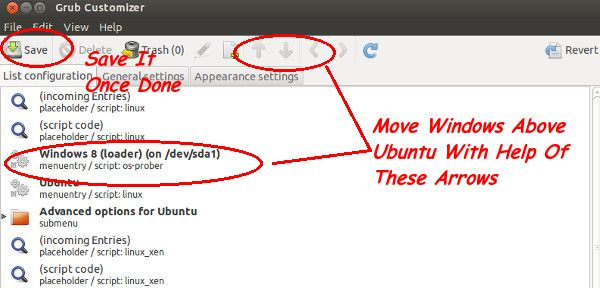 Ubuntu 13.04 Grub Customization