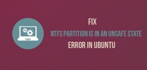 Solve Windows Partition Mount Problem In Ubuntu Dual Boot