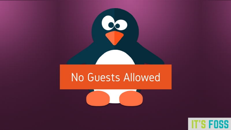How To Disable Guest Account In Ubuntu