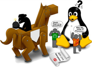 "Virus Alert! A Linux Only Trojan ""Hand Of Thief"" Spotted In Grey Market"