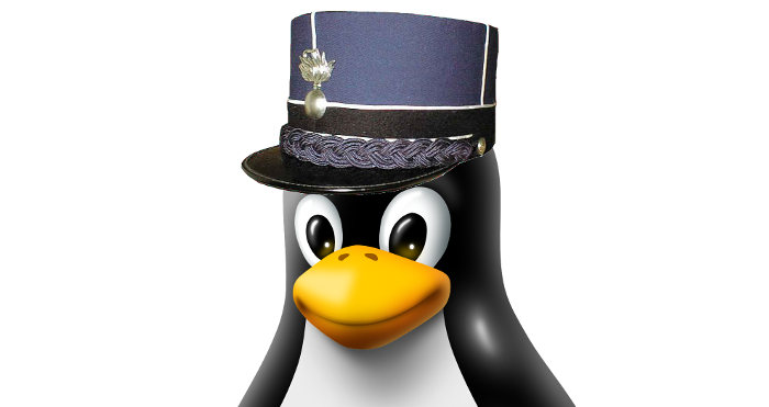 French Police switches to Linux