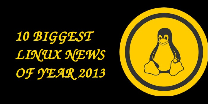Best Linux News stories of 2013