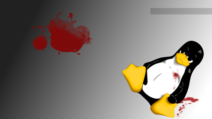 Dead Linux Killed