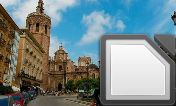 Spanish Valencia region switched to LibreOffice