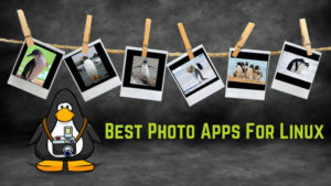 Best Photo Applications For Linux