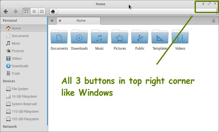 how to move button to right in html