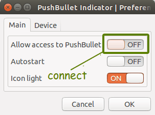 Use Pushbullet Indicator In Ubuntu To Send Files To Android Or iOS Devices