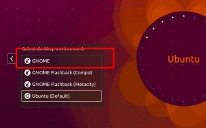 How To Install GNOME In Ubuntu 14.04