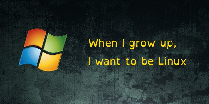 When I grow up I want to be Linux এর ছবি ফলাফল