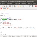 Notepadqq: Notepad++ Clone For Linux