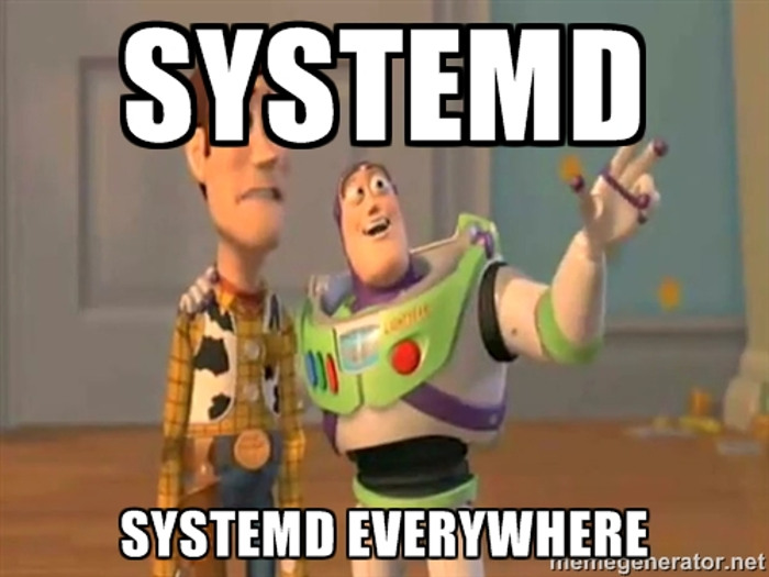 systemd controversy