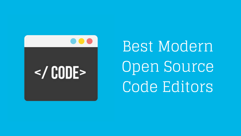 Best code editors for Linux