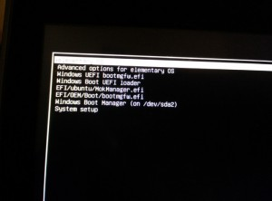 Fix Minimal BASH like line editing is supported GRUB Error In Linux