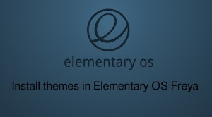 How To Install Themes And Icons In Elementary OS Freya
