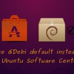 How To Make GDebi Default Instead of Ubuntu Software Center