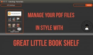 Manage Your PDF Files In Style With Great Little Book Shelf