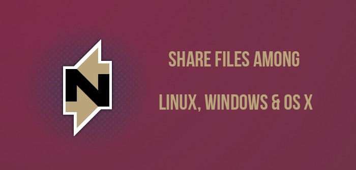 Easily Share Files Between Linux, Windows And Mac Using NitroShare