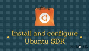 How To Install And Configure Ubuntu SDK In Ubuntu 14.04 & 14.10