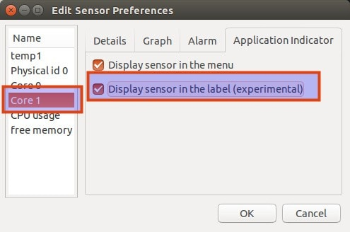 COLOSSEO: how to get temperature in ubuntu system