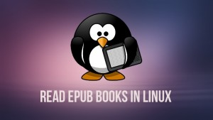 How To Open ePub Books In Ubuntu Linux