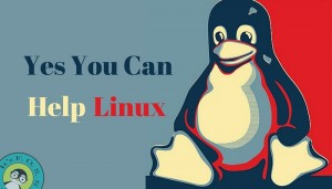 13 Ways You Can Help Linux