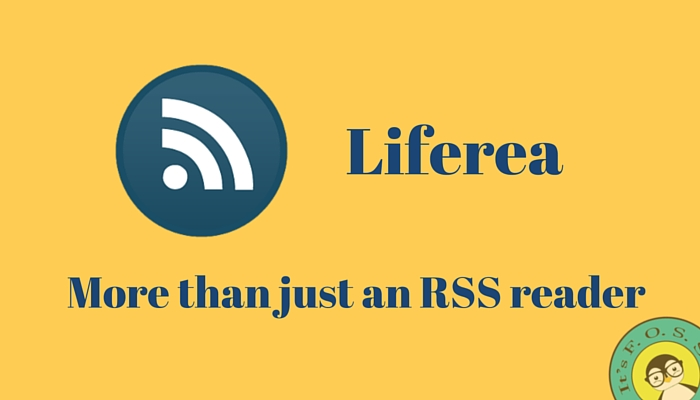 Liferea: A RSS Client and More
