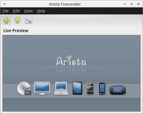 Arista easy to use converter