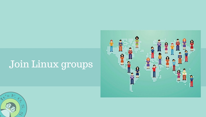 Join Local Linux and Open Source groups