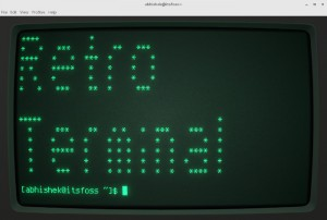 How To Install Retro Terminal In Linux