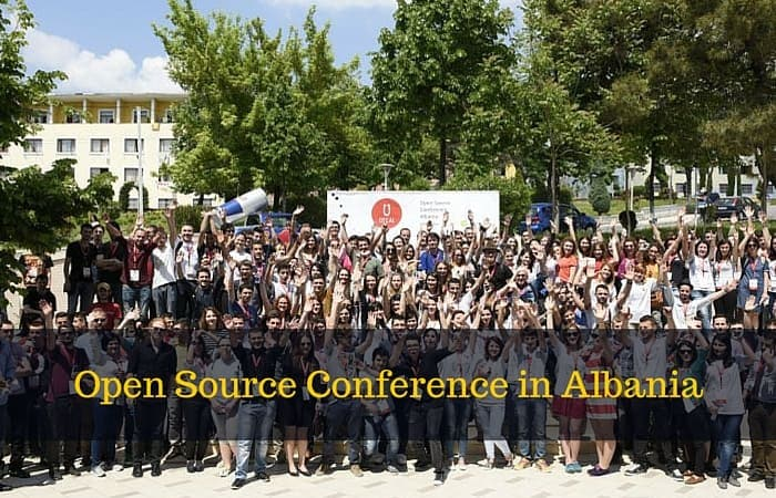 Albanian Open Source Conference Is Looking For Speakers