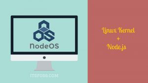 NodeOS : Linux Distribution for Node Lovers