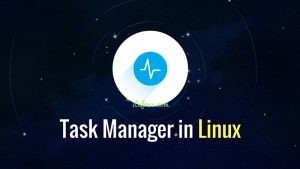 Use Task Manager Equivalent In Linux