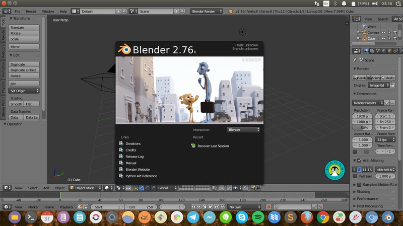 9 Best Free Video Editing Software For Linux In 2017