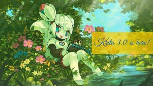 Open Source Painting Application Krita 3.0 Released