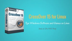 [Deal] Run Windows Software and Games on Linux With CrossOver 15 (66% Off)