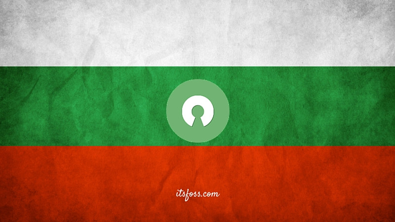 Bulgaria Makes Open Source Compulsory For All Government Software