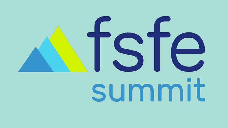 first fsfe summit