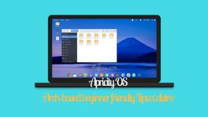 First Stable Version of Apricity OS Is Released
