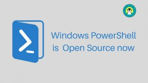 Microsoft Open Sources PowerShell, Brings It To Linux!