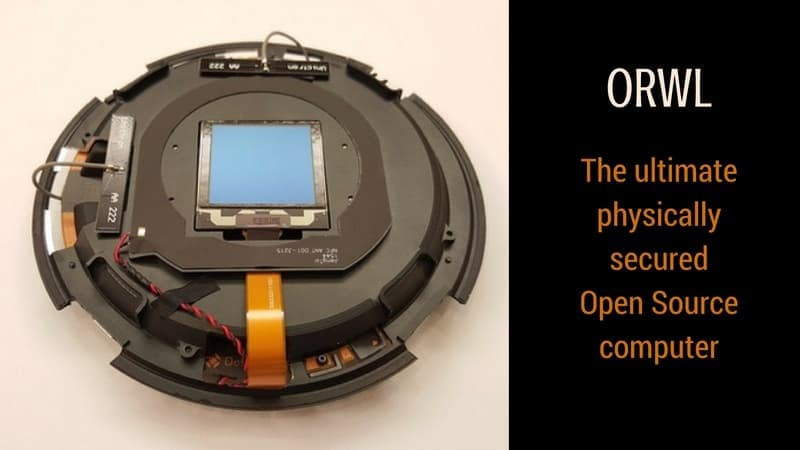 This Open Source Mini Computer Will Delete Data If Tampered With