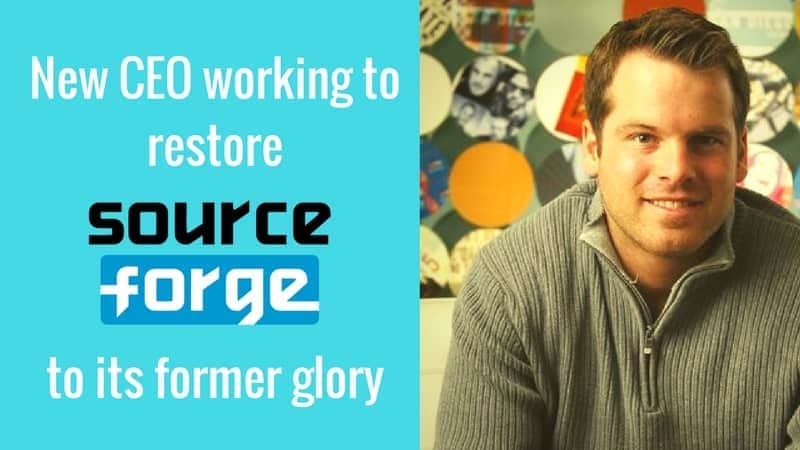 SourceForge Adware conspiracy and new leadership