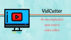 VidCutter Lets You Easily Trim And Merge Videos In Linux