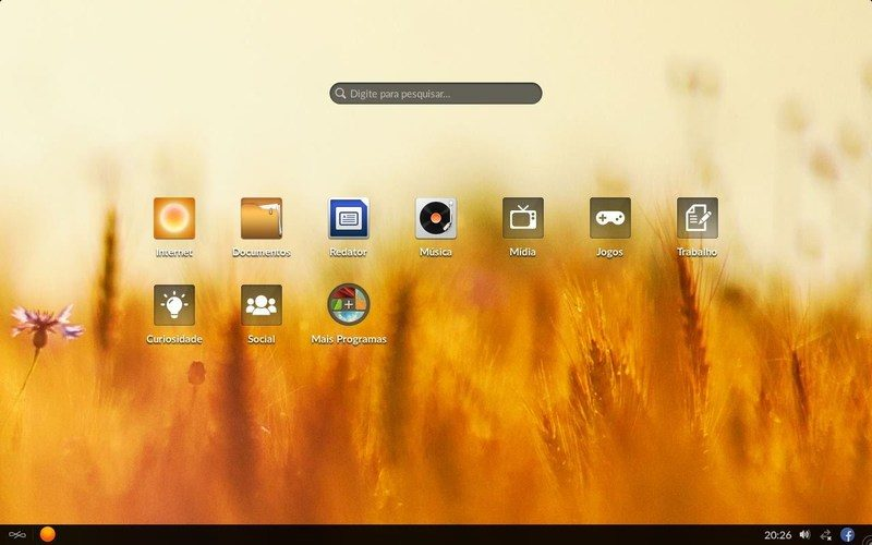 Endless OS Linux interface