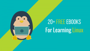 20+ Free Books To Learn Linux For Free