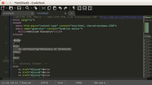 Meet CudaText: A Cross-Platform Open Source Code Editor