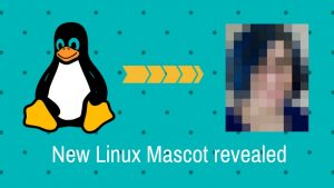 Tux Is No Longer Linux Mascot. Meet The New Linux Logo