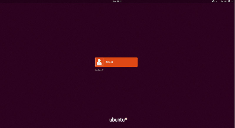 Ubuntu 17.10 features: GDM becomes default
